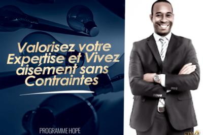 PARTICIPER AU PROGRAMME HOPE : COMMENT VENDRE VOTRE EXPERTISE A PRIX D'OR