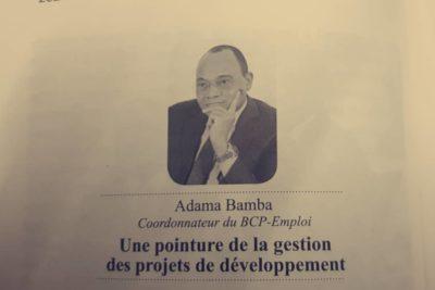 M. Adama BAMBA, honoré a travers la première Edition du « who's who in Côte d'Ivoire »